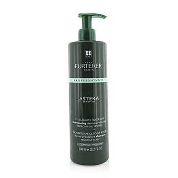 Astera Sensitive High Tolerance Scalp Ritual Dermo-Protective Shampoo - Sensitive Scalp (Salon Product)  600ml/20.2oz