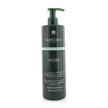 Astera Sensitive High Tolerance Scalp Ritual Dermo-Protective Shampoo - Sensitive Scalp (Salon Product)  600ml/20.2oz