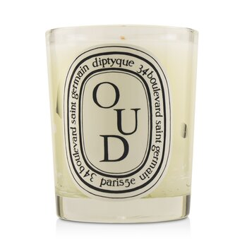 Scented Candle - Oud  190g/6.5oz