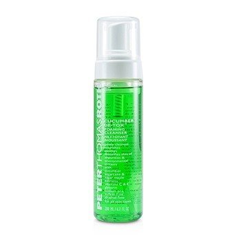 Cucumber De-Tox Foaming Cleanser (Unboxed)  200ml/6.7oz