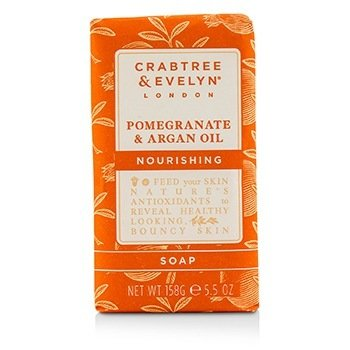 Pomegranate & Argan Oil Nourishing Soap  158g/5.5oz