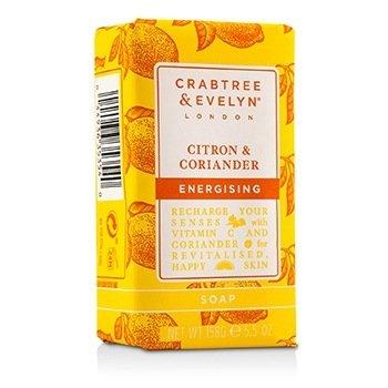 Citron & Coriander Energising Soap  158g/5.5oz