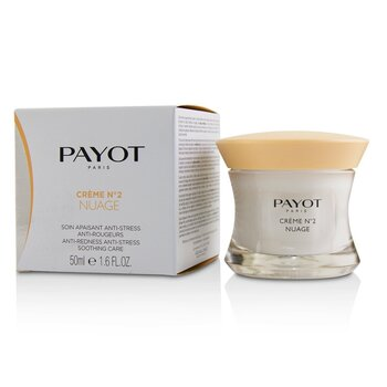 柏姿二號絲絨修護精華霜 Creme N°2 Nuage Anti-Redness Anti-Stress Soothing Care  50ml/1.6oz