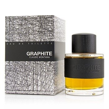 Graphite Eau De Toilette Spray  100ml/3.3oz