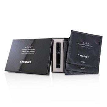 Le Lift Eye Beauty Box (1x Revitalizing Roll-On Serum 5ml/0.17oz + 20x Revitalizing Patches)  -