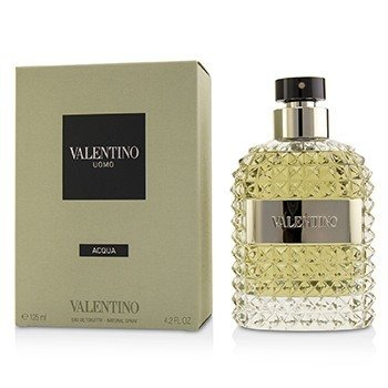 Valentino Uomo Acqua Eau De Toilette Spray  125ml/4.2oz