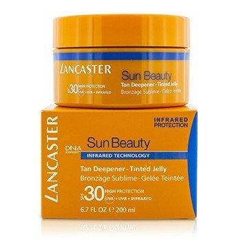 Lancaster مستحضر تغميق السمرة Sun Beauty - جل خفيف SPF30  200ml/6.7oz