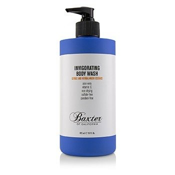 Invigorating Body Wash - Citrus And Herbal-Musk Essence  473ml/16oz