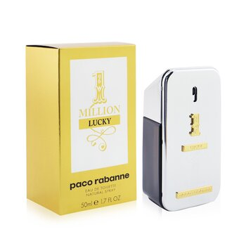 One Million Lucky Eau De Toilette Spray  50ml/1.7oz
