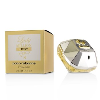 Lady Million Lucky Eau De Parfum Spray  50ml/1.7oz