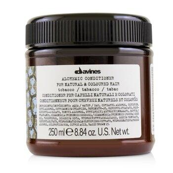 彩鍊金師系列 鍊金菸草輕髮膜(棕色淺棕色調之髮色適用) Alchemic Conditioner  250ml/8.84oz