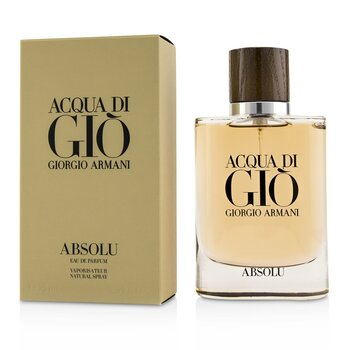 Acqua Di Gio Absolu Eau De Parfum Spray  75ml/2.5oz