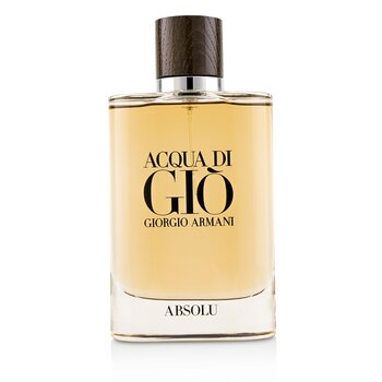 Giorgio Armani Acqua Di Gio Absolu Eau De Parfum Spray 125ml4oz