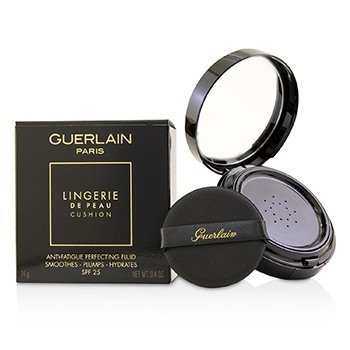 Guerlain Lingerie De Peau Cushion SPF 25 - # 02N Light  14g/0.4oz
