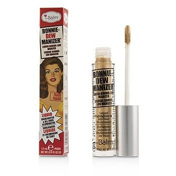 TheBalm Bonnie Dew Manizer (Liquid Highlighter)  5.5ml/0.19oz