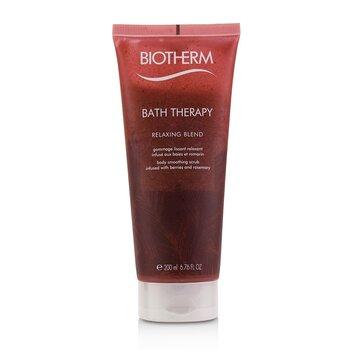 Bath Therapy Relaxing Blend Body Smoothing Scrub  200ml/6.76oz