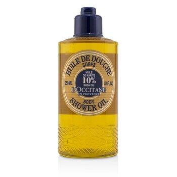 Shea Oil 10% Body Shower Oil  250ml/8.4oz