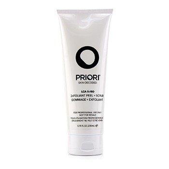 LCA fx160 - 2xFoliant Peel + Scrub (Salon Product) 200ml/6.76oz