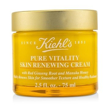 Kiehl's Pure Vitality Skin Renewing Cream  75ml/2.5oz