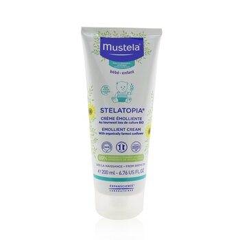 Stelatopia Emollient Cream - For Atopic-Prone Skin 200ml/6.76oz