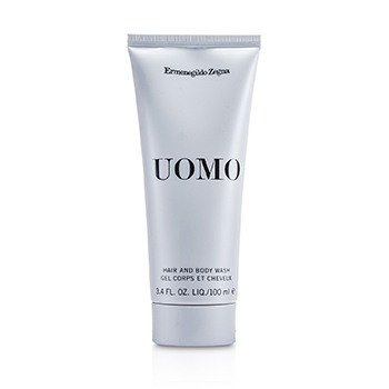 Uomo Hair & Body Wash (Unboxed)  100ml/3.4oz