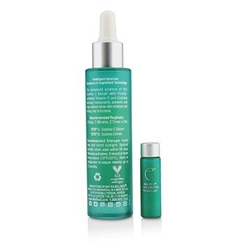 Eczema C Serum (With Activating Crystals) (Exp. Date 09/2018)  30ml/1oz
