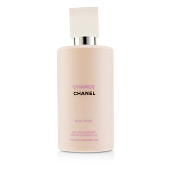 Chanel Chance Eau Vive Foaming Shower Gel  200ml/6.8oz
