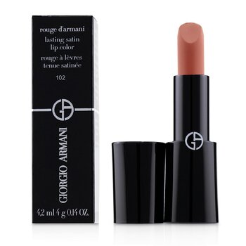 Rouge d'Armani Lasting Satin Lip Color  4.2g/0.14oz