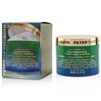 Hungarian Thermal Water Mineral-Rich Atomic Heat Mask  150ml/5oz