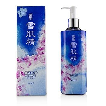 Medicated Sekkisei Lotion (Limited Edition - Sakura)  500ml/16.7oz