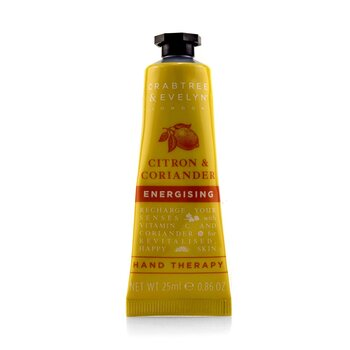 Citron & Coriander Energising Hand Therapy  25ml/0.86oz