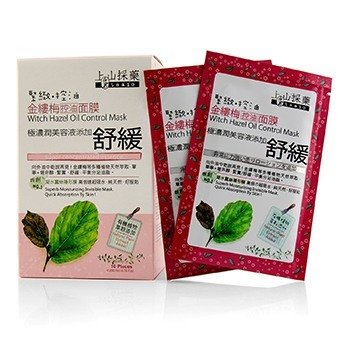 Witch Hazel Oil Control Mask  10x20ml