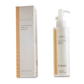CLEAN Crystal Gentle Make Up Remover  200ml/6.72oz