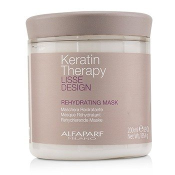 Lisse Design Keratin Therapy Rehydrating Mask  200ml/6.9oz
