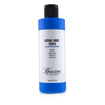 Herbal Mint Toner  236ml/8oz