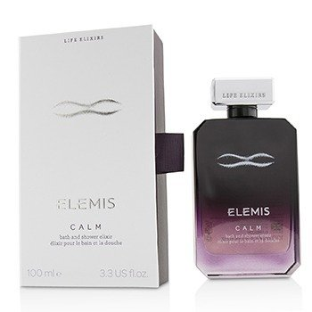 Life Elixirs Calm Bath & Shower Oil  100ml/3.3oz