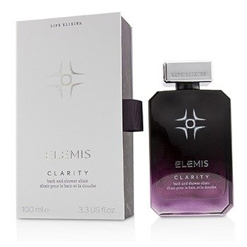 Life Elixirs Clarity Bath & Shower Oil  100ml/3.3oz