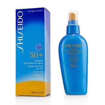 Ultimate Sun Protection Spray SPF 50+ (For Face & Body) 150ml/5oz