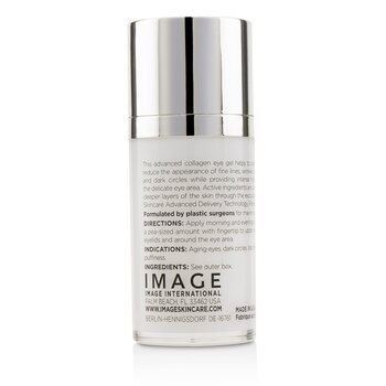 IMAGE MD Restoring Collagen Recovery Eye Gel with ADT Technology  15ml/0.5oz