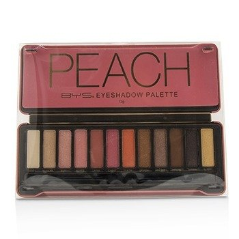 Eyeshadow Palette (12x Eyeshadow, 2x Applicator)  12g/0.42oz