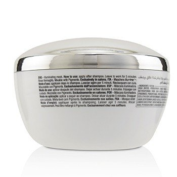 Semi Di Lino Diamond Illuminating Mask (Normal Hair)  200ml/6.98oz