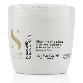 Semi Di Lino Diamond Illuminating Mask (Normal Hair)  500ml/17.4oz