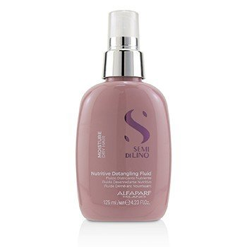 AlfaParf Semi Di Lino Moisture Nutritive Detangling Fluid (Dry Hair)  125ml/4.23oz