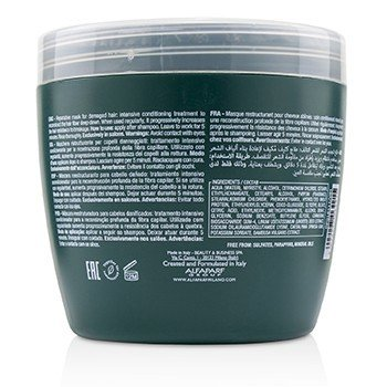 Semi Di Lino Reconstruction Reparative Mask (Damaged Hair)  500ml/17.2oz