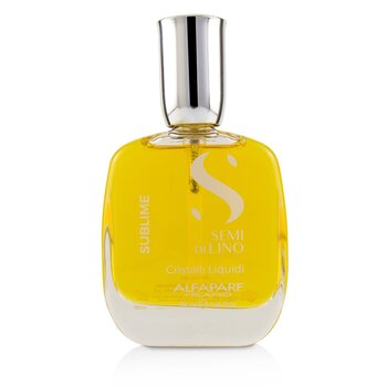 Semi Di Lino Sublime Cristalli Liquidi (All Hair Types)  50ml/1.69oz
