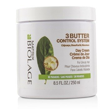 Biolage 3 Butter Control System Day Cream (For Unruly Hair)  250ml/8.5oz