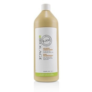 Biolage R.A.W. Nourish Conditioner (For Dry, Dull Hair)  1000ml/33.8oz