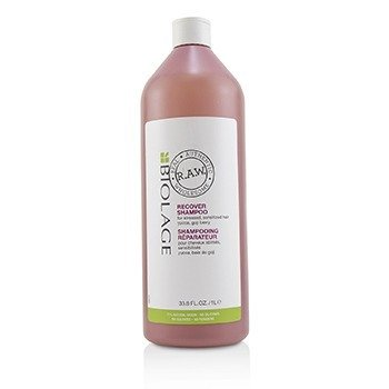 Biolage R.A.W. Recover Shampoo (For Stressed, Sensitized Hair)  1000ml/33.8oz