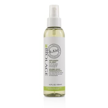 Biolage R.A.W. Replenish Oil-Mist (For All Hair Types)  125ml/4.2oz