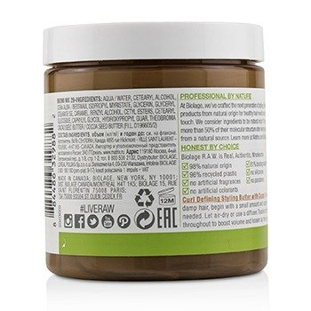 Biolage R.A.W. Curl Defining Styling Butter  250ml/8.5oz